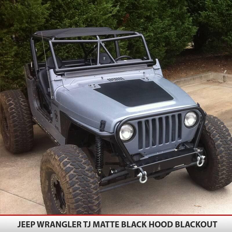 Jeep Wrangler Tj 97
