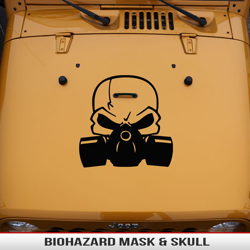 52894 SOLD RUBICAT 2012 JK Wrangler Rubicon Unlimited 40 S EVO DTD as well Biohazard Mask Skull Hood Decal together with Distressed Freedom Star Oscar Mike Universal likewise  likewise Wrangler Jk Hood Cowl. on jeep wrangler jk quarter panel